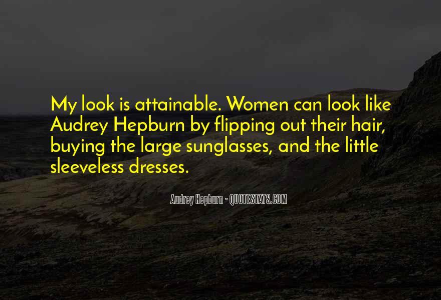 Fashion Sunglasses Quotes #1538292