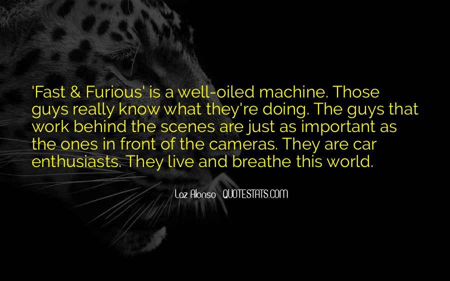 Fast And Furious 4 Han Quotes #1560223
