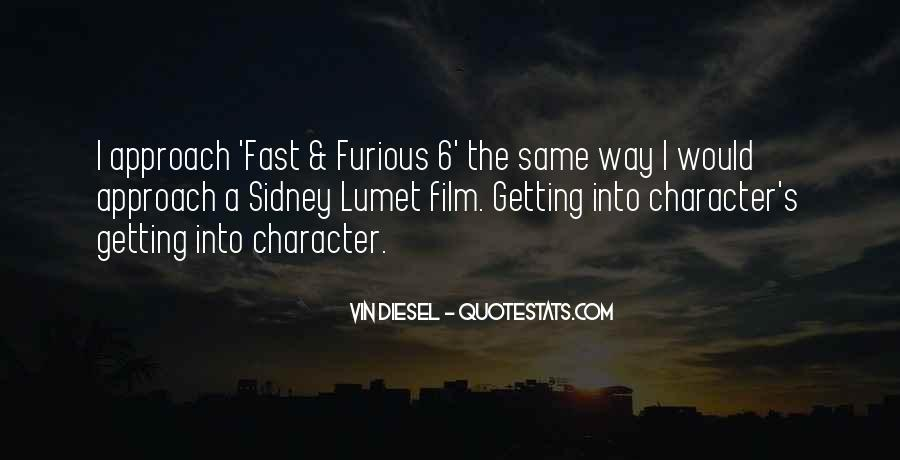 Fast And Furious 4 Han Quotes #621214