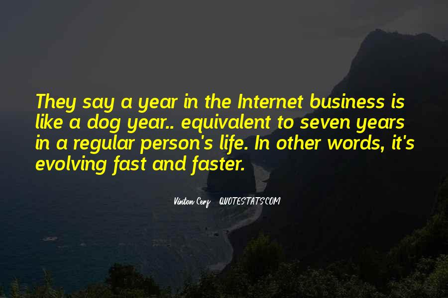 Faster Internet Quotes #1244597