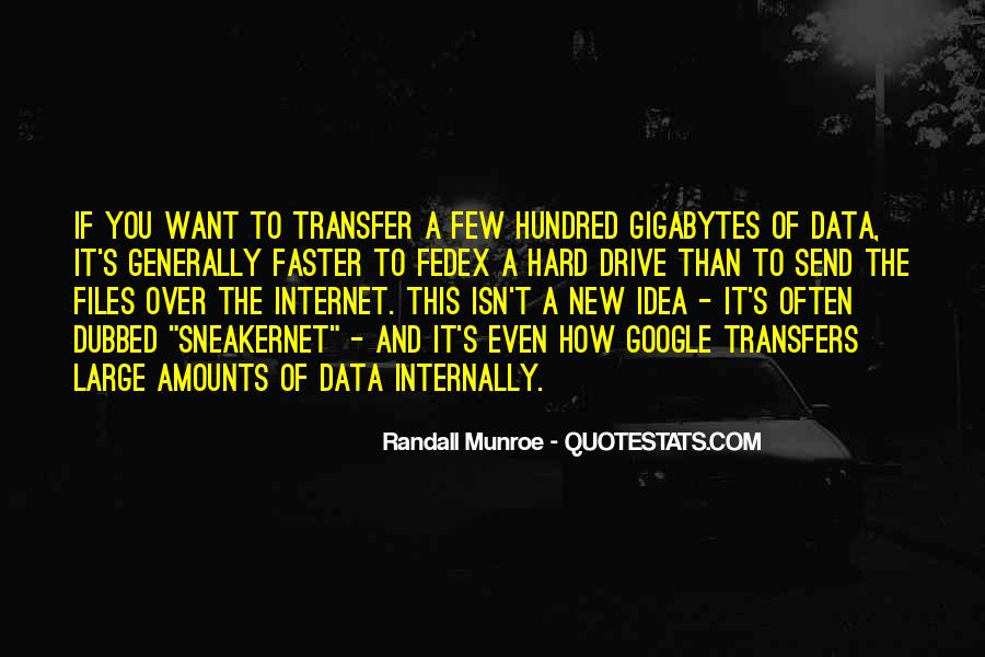 Faster Internet Quotes #1280535