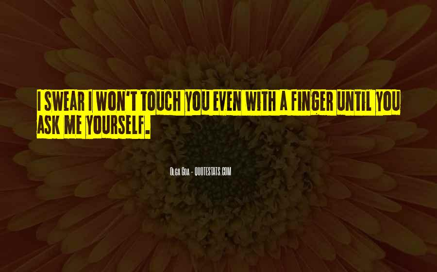 Fateful Love Quotes #170285