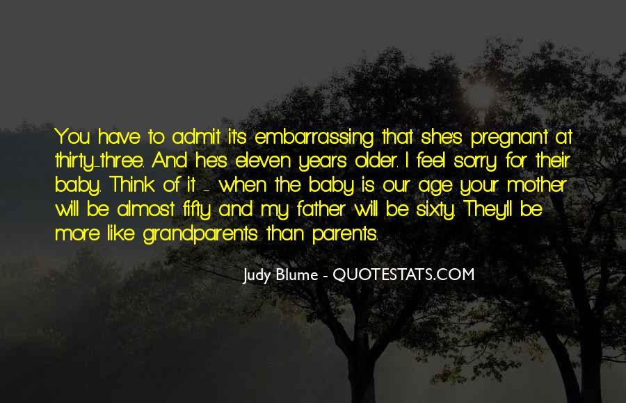 Father And Baby Quotes #1500252