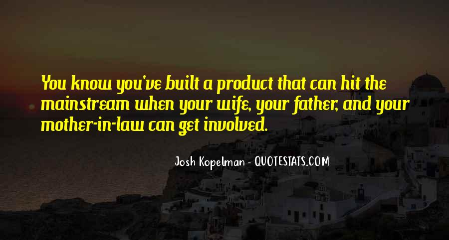 Father And Mother In Law Quotes #179401