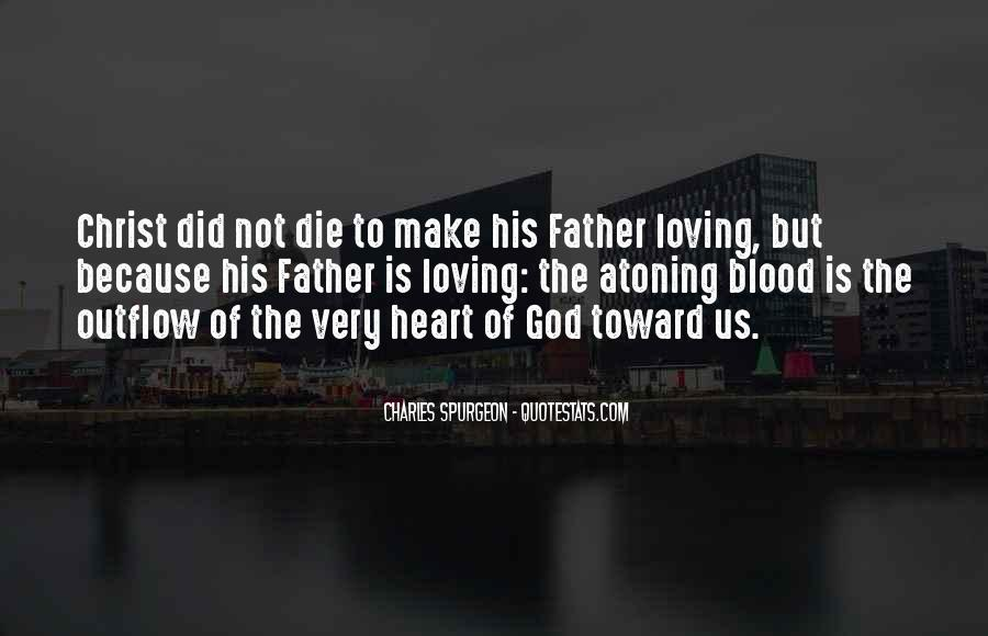 Father Heart Of God Quotes #1164565