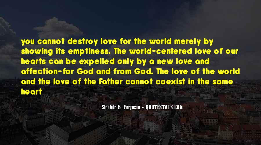 Father Heart Of God Quotes #1198740