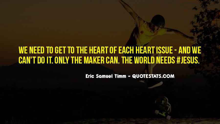 Father Heart Of God Quotes #1356726