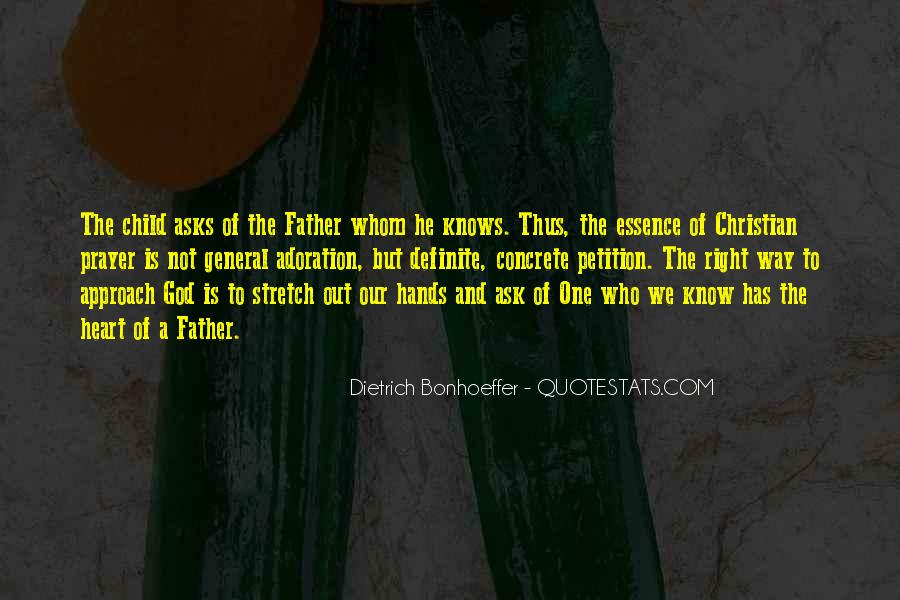 Father Heart Of God Quotes #1652700