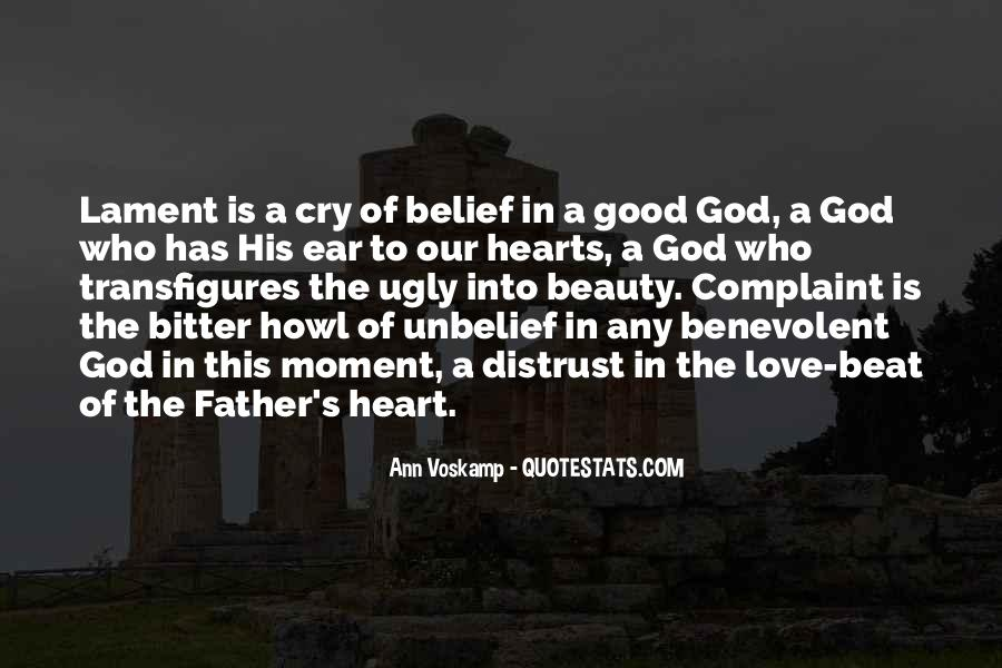 Father Heart Of God Quotes #1668885