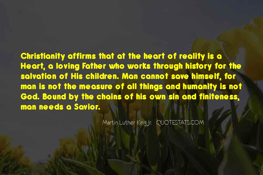 Father Heart Of God Quotes #450742