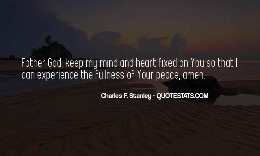 Father Heart Of God Quotes #472433