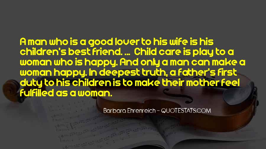 Father's First Child Quotes #170335