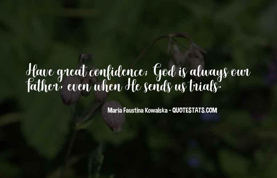 Faustina Quotes #1094535