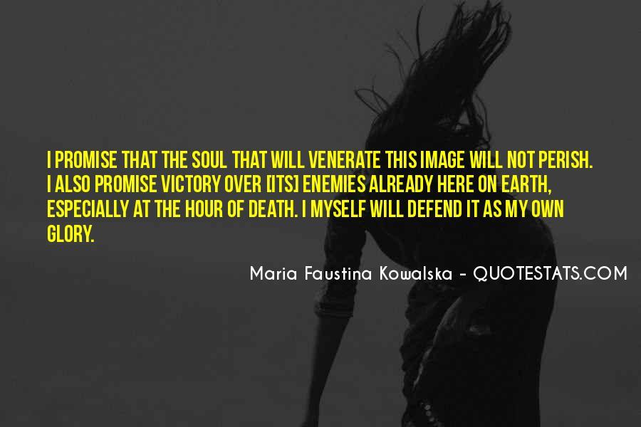 Faustina Quotes #1326706
