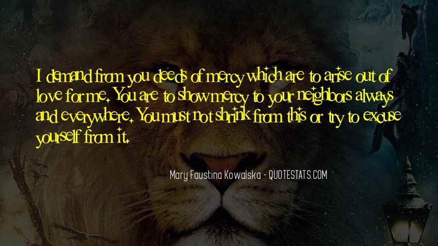 Faustina Quotes #1626150