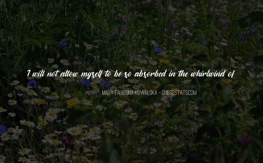 Faustina Quotes #1656209