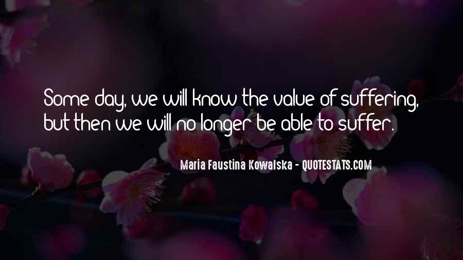 Faustina Quotes #1664467