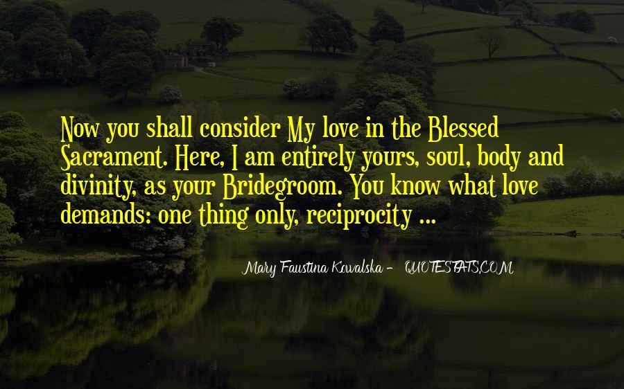 Faustina Quotes #1712900