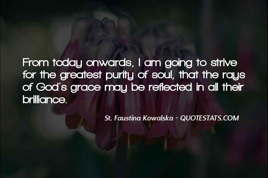 Faustina Quotes #1794319