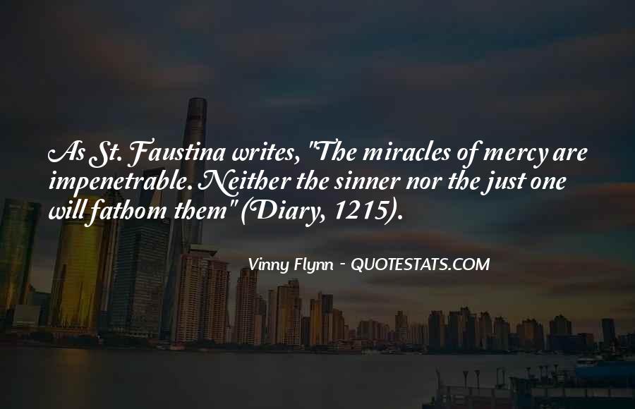 Faustina Quotes #19113