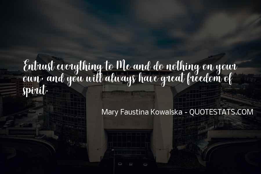 Faustina Quotes #647809