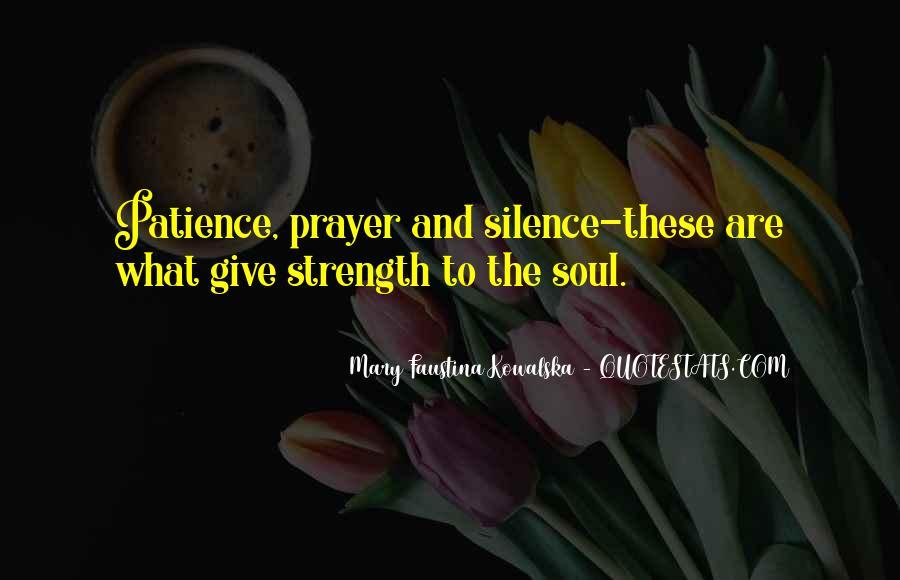 Faustina Quotes #678990