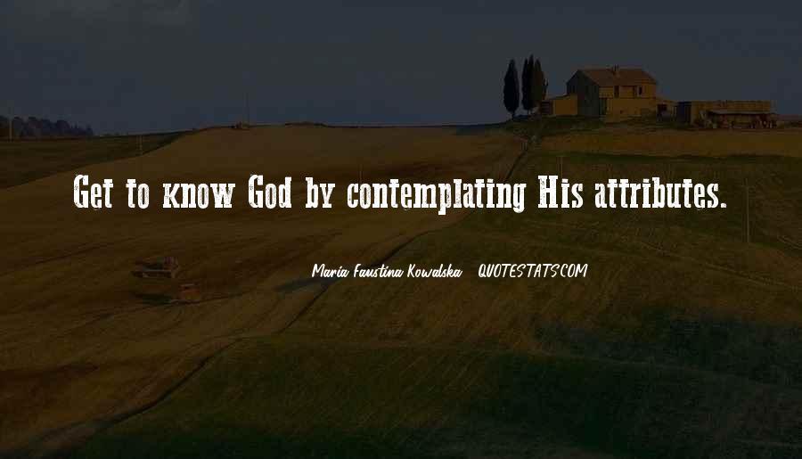 Faustina Quotes #756895