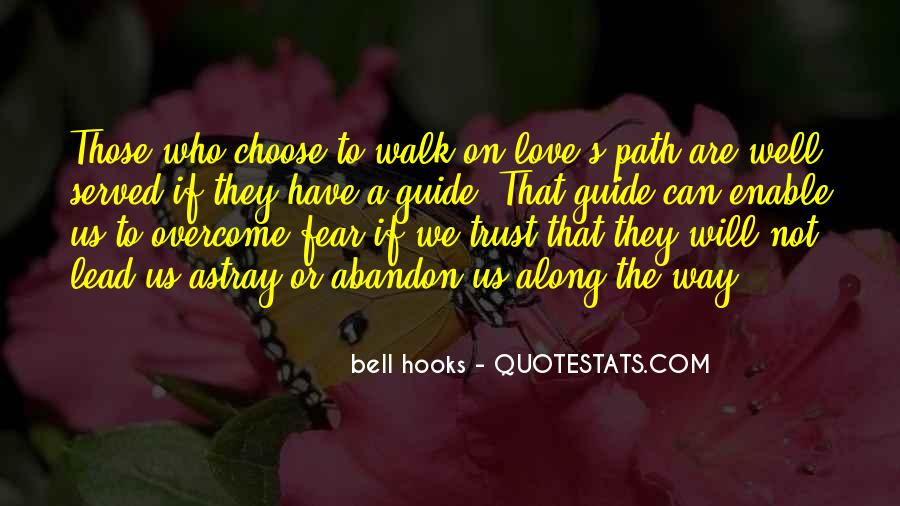 Fear Of Abandonment Quotes #1094230