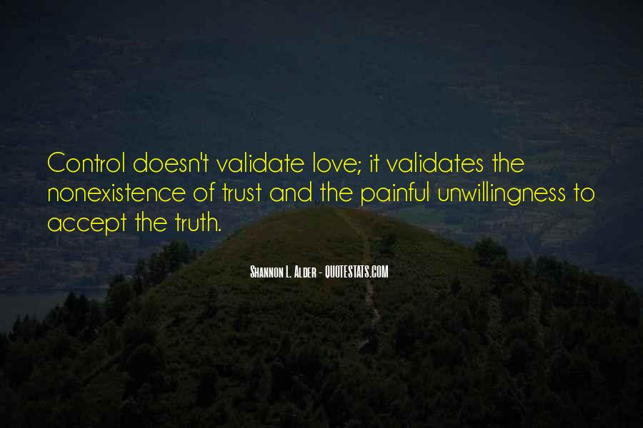Fear Of Abandonment Quotes #1482482