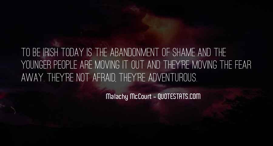 Fear Of Abandonment Quotes #1832785