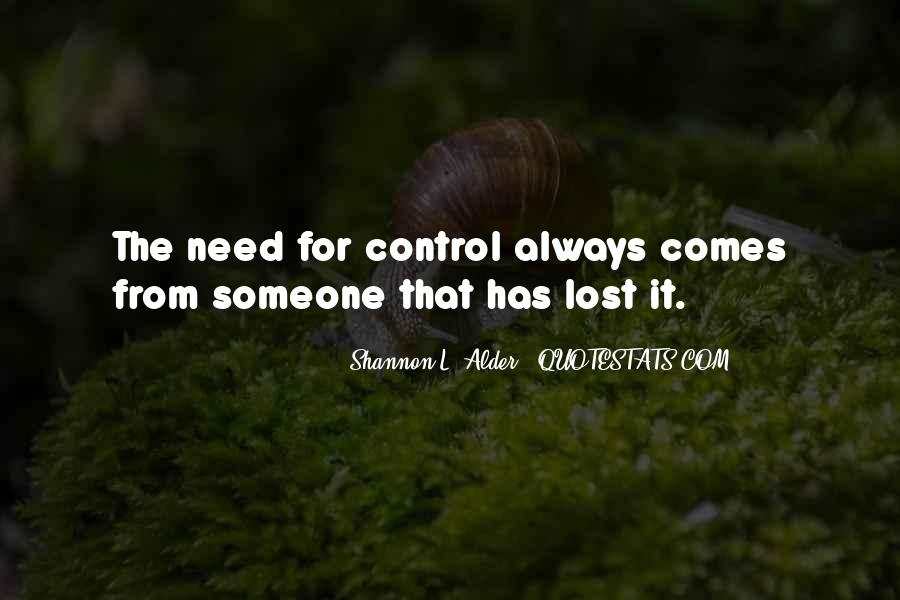 Fear Of Abandonment Quotes #745741