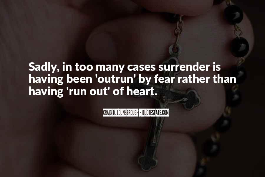 Fear Of Abandonment Quotes #943135