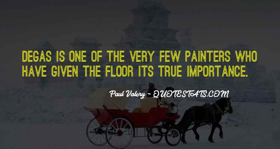 Quotes About The Importance Of Art #1521197