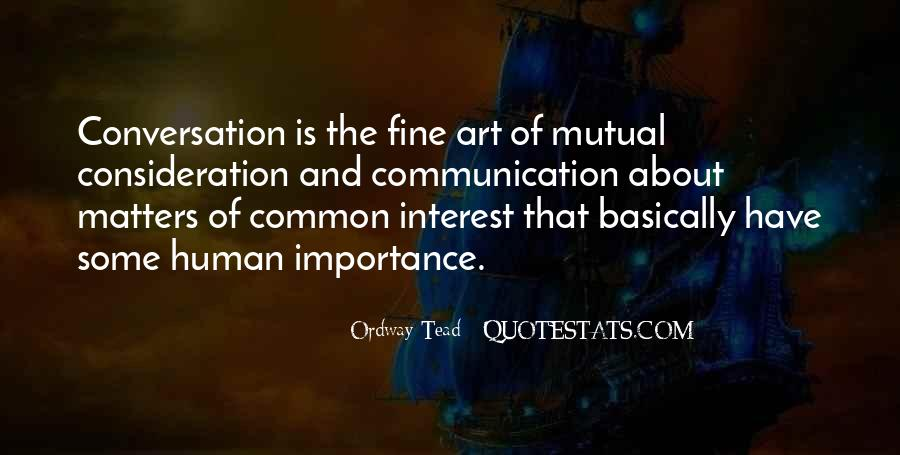 Quotes About The Importance Of Art #1546778