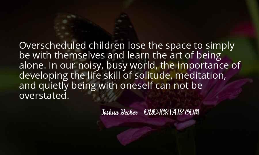 Quotes About The Importance Of Art #1706052