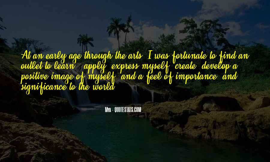 Quotes About The Importance Of Art #1795809