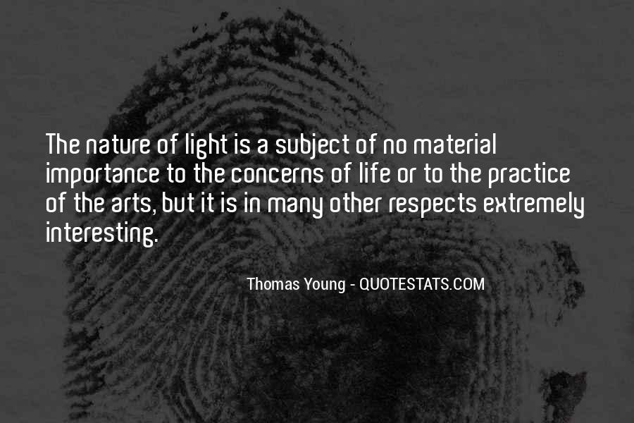 Quotes About The Importance Of Art #27116