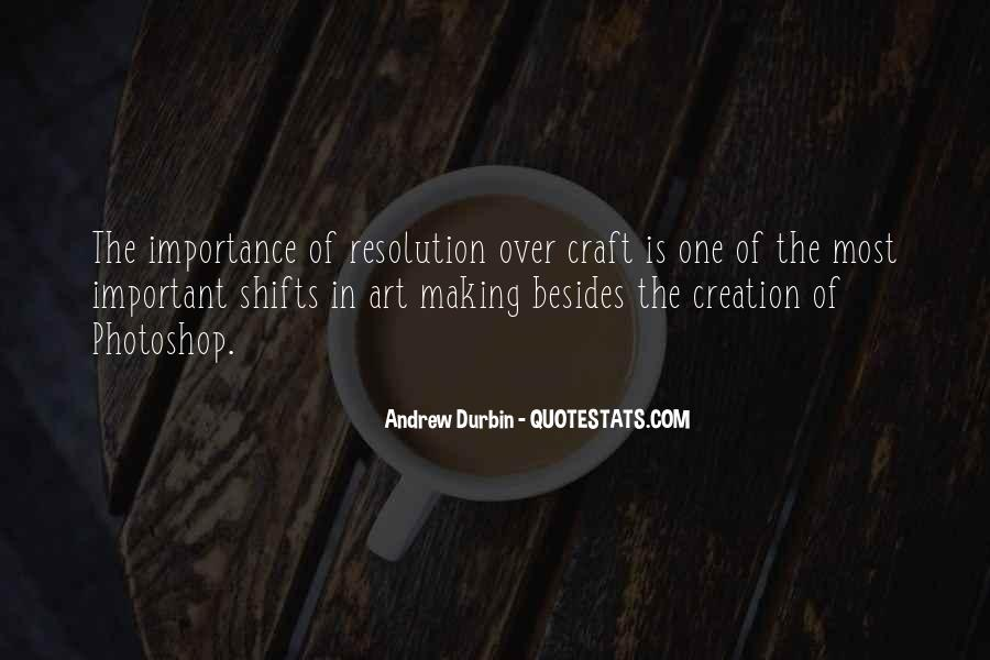 Quotes About The Importance Of Art #633944