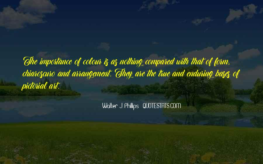 Quotes About The Importance Of Art #843063