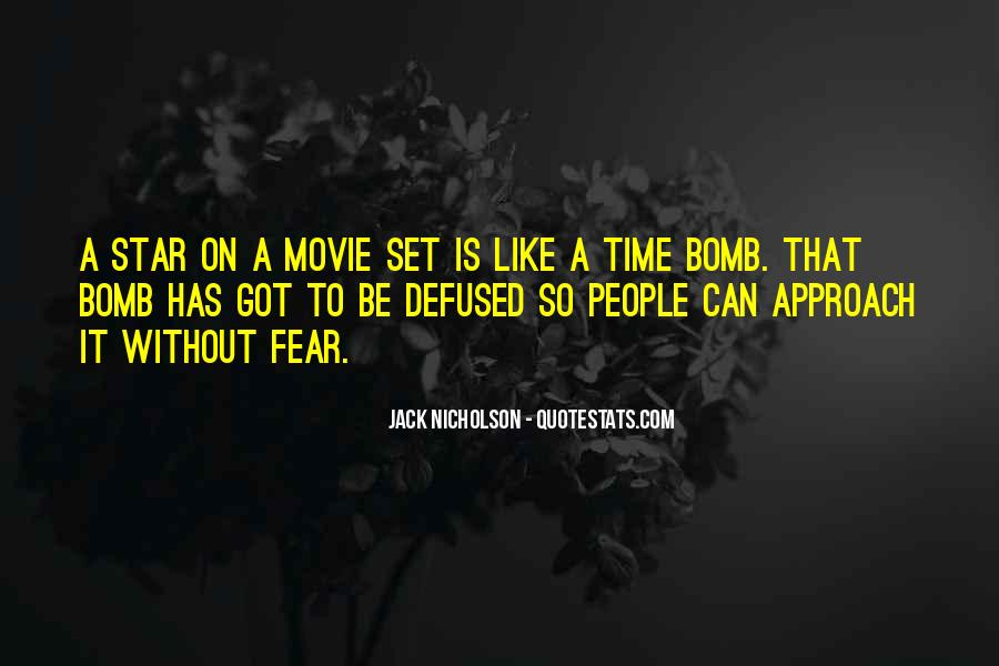 Fear The Movie Quotes #1317685