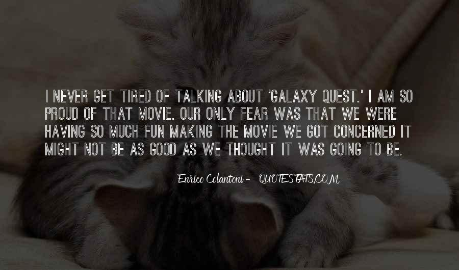 Fear The Movie Quotes #379720