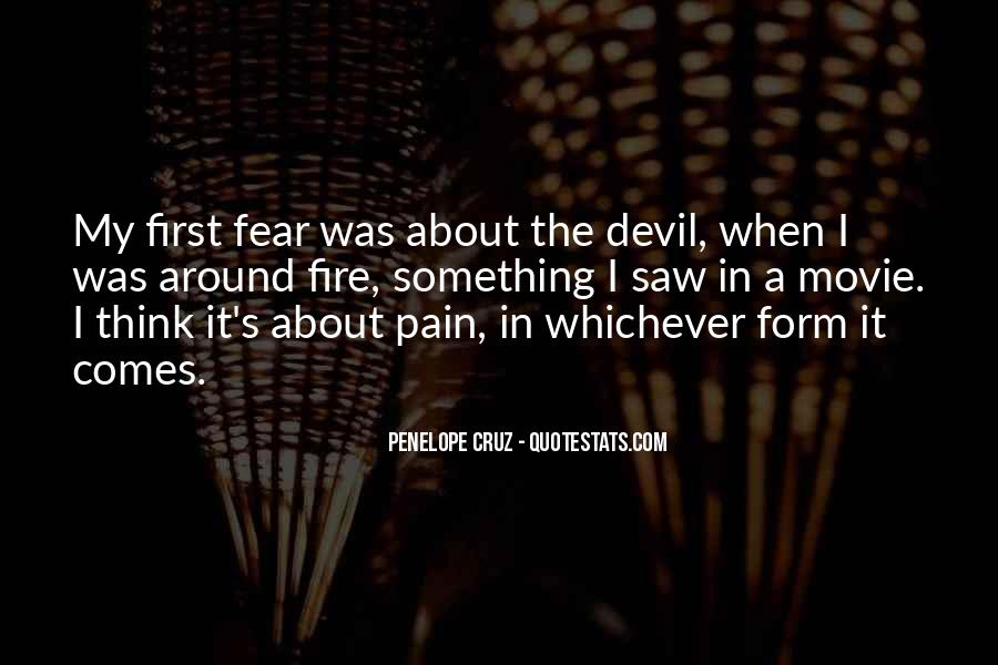 Fear The Movie Quotes #790596