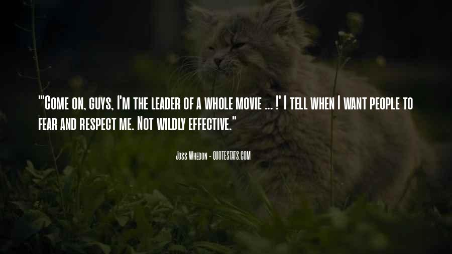 Fear The Movie Quotes #810166