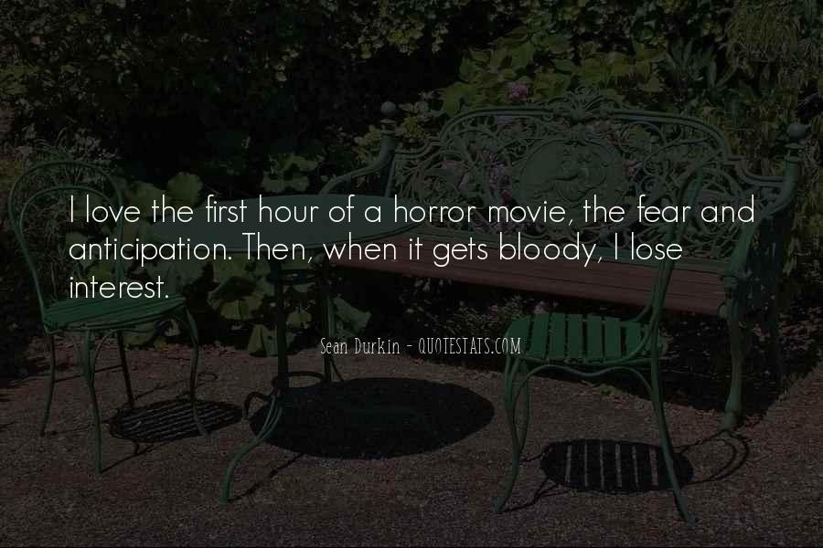 Fear The Movie Quotes #979624