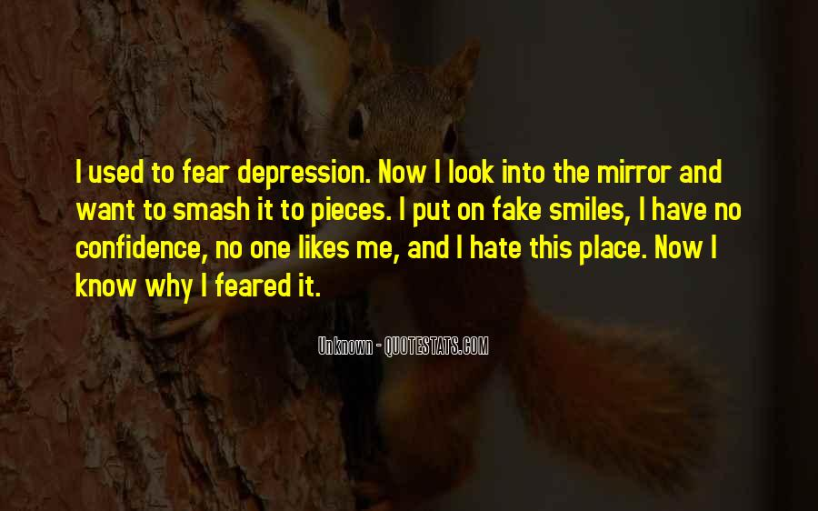 Feared Quotes #112445