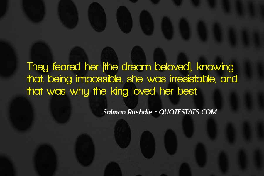 Feared Quotes #140165