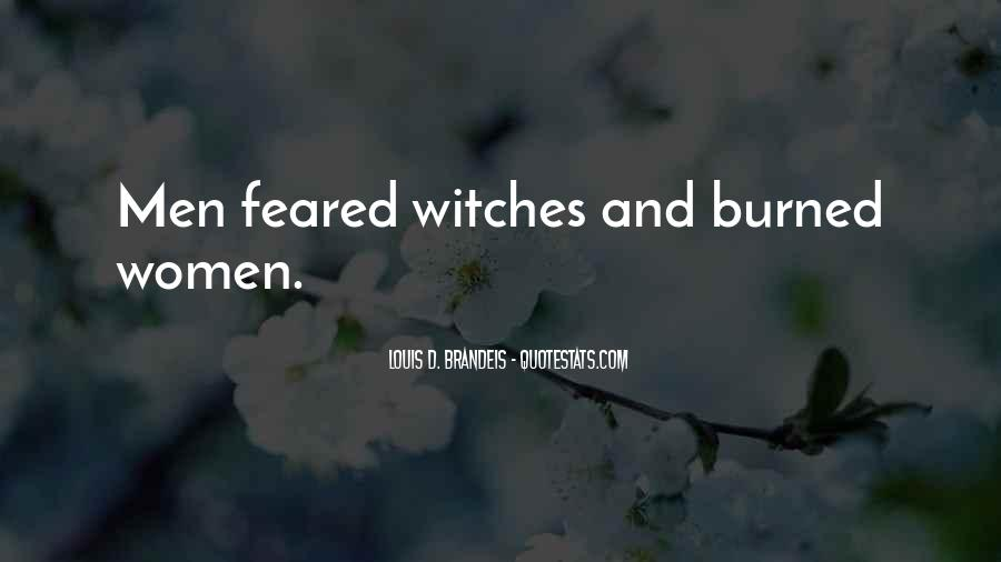Feared Quotes #141636