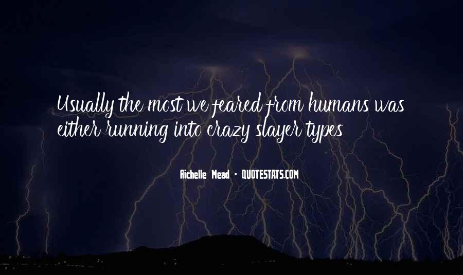 Feared Quotes #142238