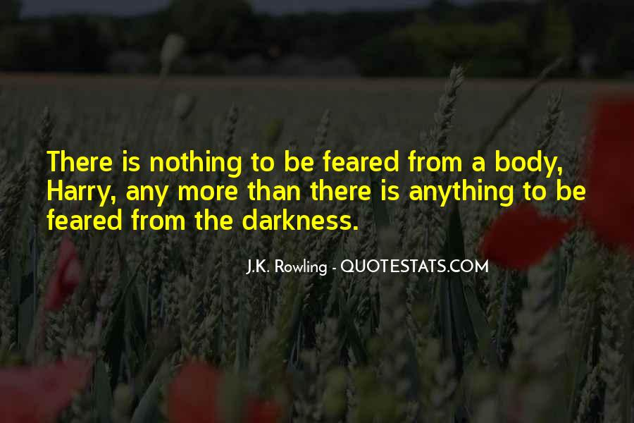 Feared Quotes #145379