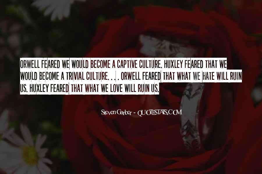 Feared Quotes #166308